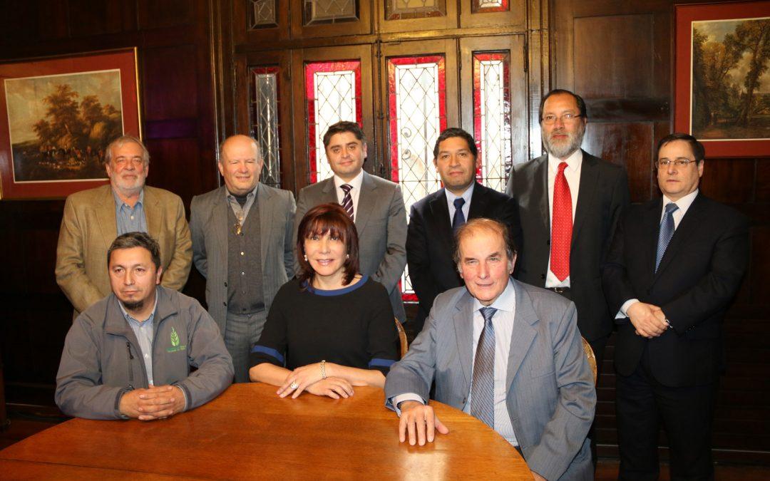 Nuevos bríos para el cooperativismo chileno.