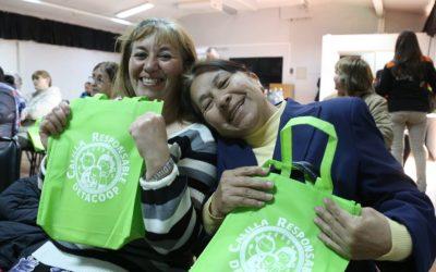 Comunidad de Chillán disfrutó de Calilla Responsable