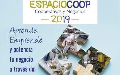 EspacioCoop destaca rol de cooperativas en desarrollo regional