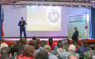 Un festival educativo se tomó la región del Ñuble