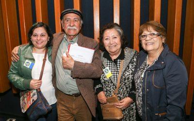 Gran Evento Calilla Responsable 2016 en Santiago