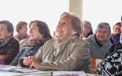 Nueva jornada de educación financiera para el adulto mayor