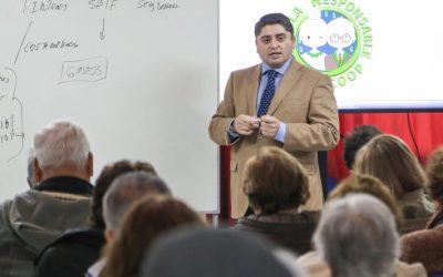 Las regiones se suman a un Chile responsable