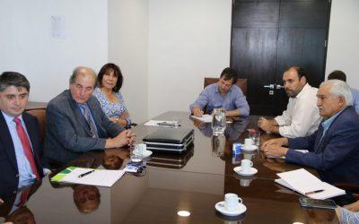 Asociación Nacional de Cooperativas se reúne con Ministerio de Economía, Fomento y Turismo