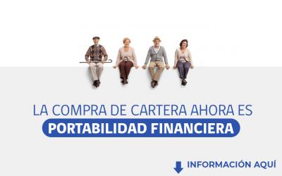 Portabilidad Financiera: ¿Qué es y como puedo solicitarla?